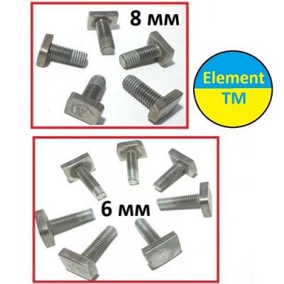 Bolts for the boiler type Termeks
