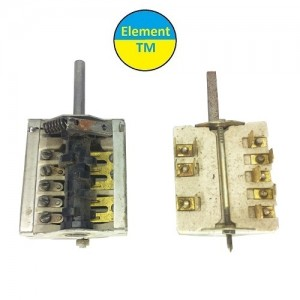 The seven-position switch PM-7 for the Electra electric stove
