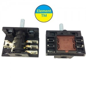 Switch for electric oven Asel AC 201 clems