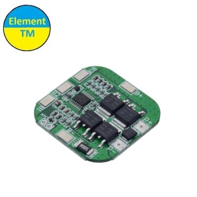 4S BMS protection board for Li-ion batteries 14.8V / 16.8V 20A