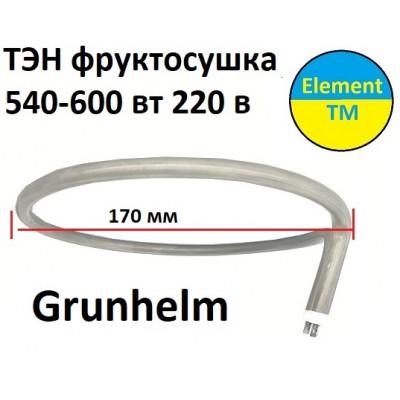 Teng for Fruit Drying Grunhelm Grunhelm 500-600 W