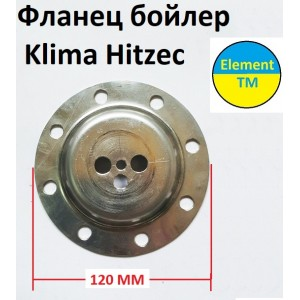 Flange for heating element for boiler Klima Hitzes