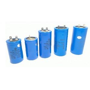 Starting capacitors